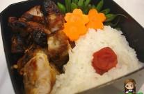 Miso Pork Bento with Soba