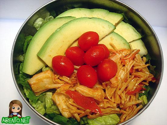 KCCA Salad