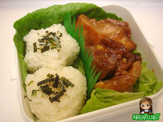 070705-Teri-Chicken-Bento