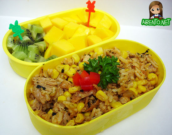 070720-Shoyu-Chicken-Rice-Bento