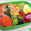 Brown Bag Meeting Bento