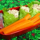 Chicken Lettuce Wraps Bento (159)