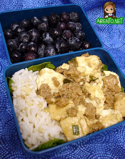 Mapo Tofu Bento