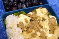 Mapo Tofu Bento (221)