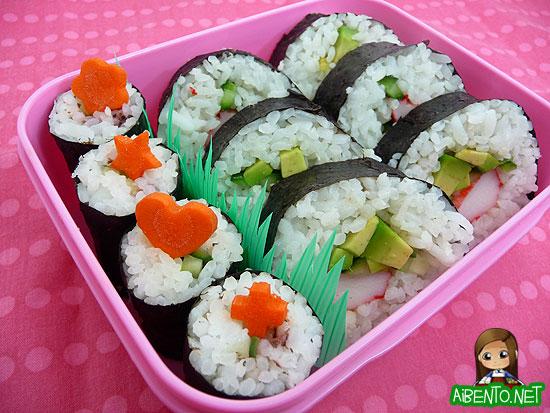 Maki Sushi Bento