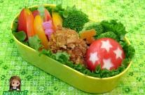 Cornflake Chicken Bento (275)