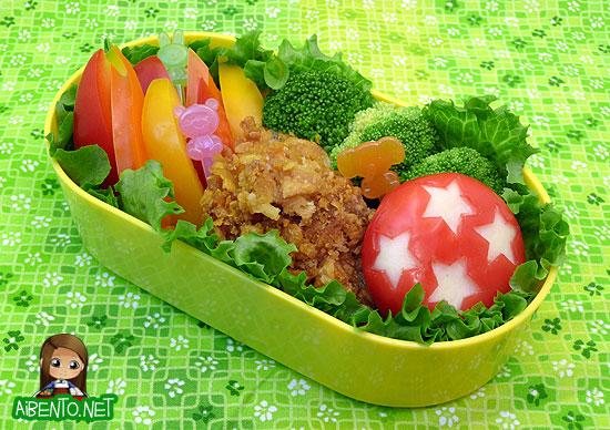 081120-Cornflake-Chicken-Bento