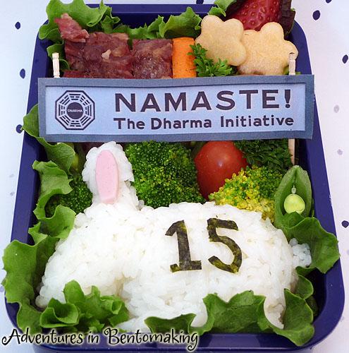 Dharma Bunny Bento