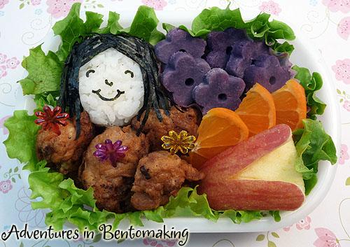 Hina Matsuri Bento 2