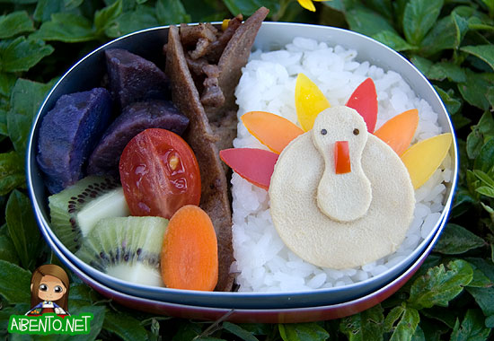 Turkey Bento