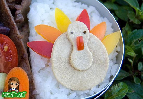 Turkey Bento
