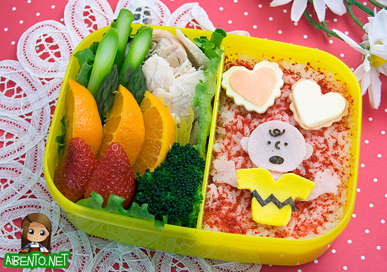 100211-Charlie-Brown-Bento