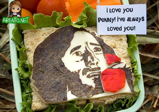 Desmond Sandwich Bento
