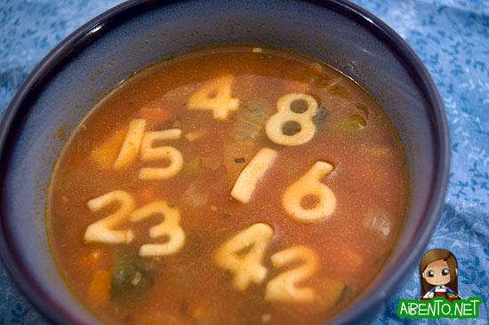 Soup Close