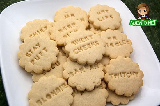 Sweet Cheeks Cookies