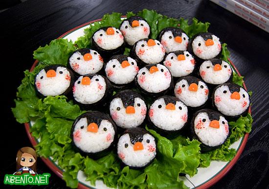 Penguin Musubis