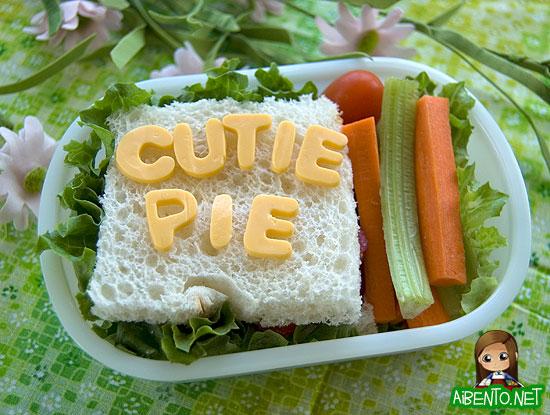 Cutie Pie Bento
