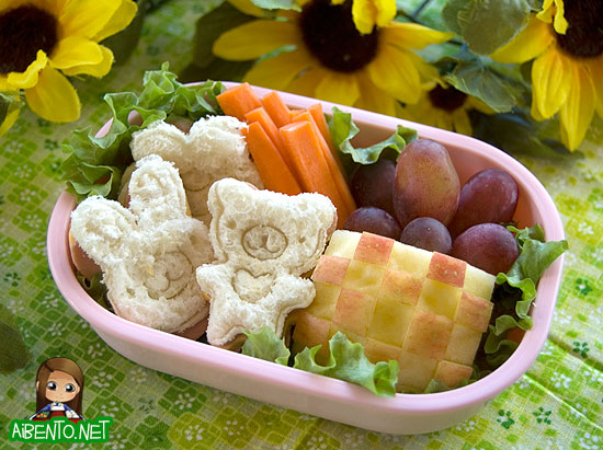 Sandwich Cuties Bento