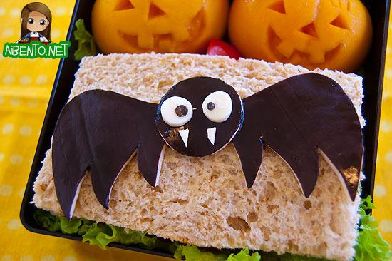 Vampire Bat Sandwich