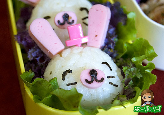 110123-Bunny-Onigiri