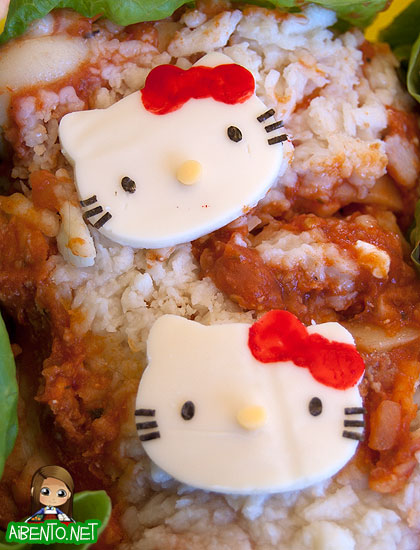 Hello Kitty Cheese