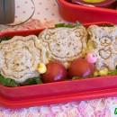 Egg Salad Sammies Bento