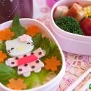 Hello Kitty Happy Girl's Day Bento