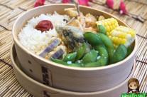 Vegetable Tempura Bento
