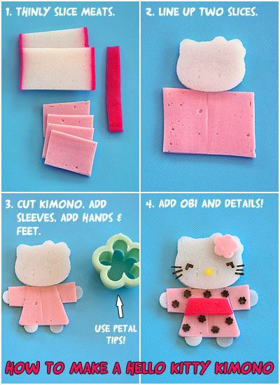 Hello Kitty How-To
