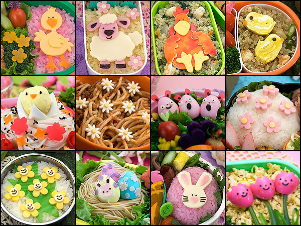 Easter-Bento-Ideas