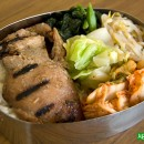 Korean BBQ Leftovers Bento
