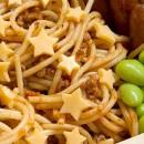 Twinkle Twinkle Spaghetti Bento