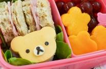 Rilakkuma Sandwich Bento