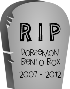 Doraemon Gravestone