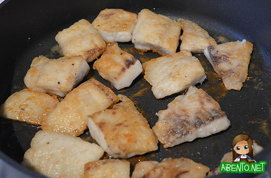Frying Tilapia