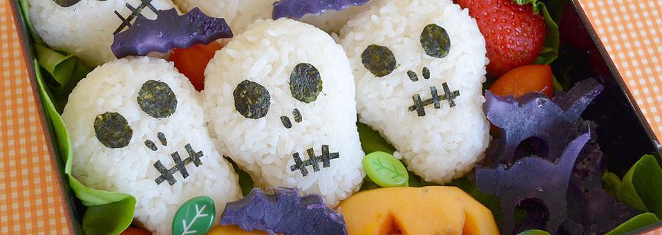 2012 Halloween Picnic Bento
