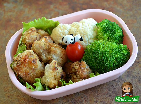 Chicken Karaage Bento