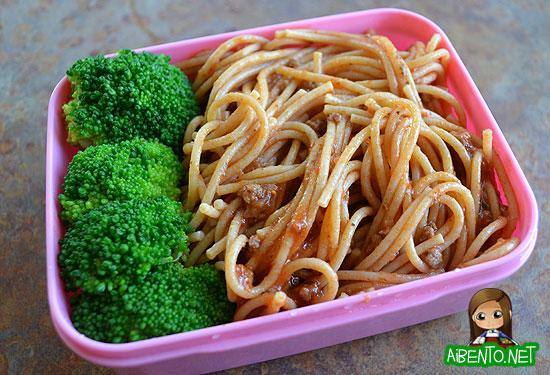 130108-Spaghetti-Bento
