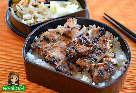 130110-Korean-Chicken-Bento2