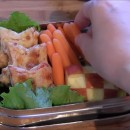 VIDEO: How to Make a Star Pizza Bento