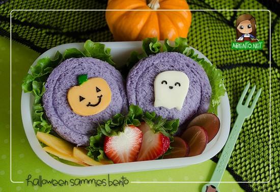 151015-Halloween-Sammies-Bento1