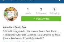 Yum-Yum Bento Box on Instagram