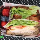 Rotisserie Chicken Sandwich Bento