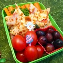Star Pizza Bento