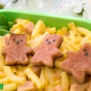 Three Little Spam Bears Bento