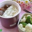Pot Roast Leftovers Bento