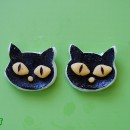 Tutorial: Making Halloween Kitty Cats