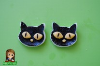 Tutorial: Making Halloween Kitty Cats