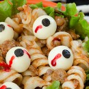 Bloody Eyeballs Bento