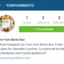 Yum-Yum Bento Box on Instagram